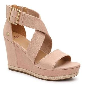UGG Wedge Sandles
